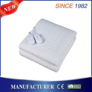 Ce GS BSCI Approval Ultrasonic Welding Electric Blanket for Warming pictures & photos