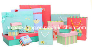 Various Paper Gift Bags and Gift Box Wholesale pictures & photos