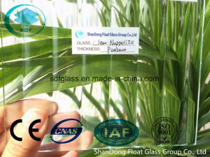 Clear Nappelite Patterned Glass with Ce, ISO (3mm TO 8mm) pictures & photos