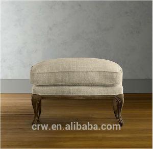 OA-4087 Solid Oak Sofa Stool pictures & photos