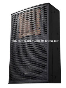 Single 15 Inch Full Frequency Professional Speaker
