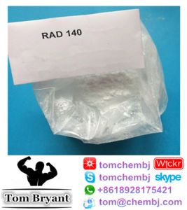 HPLC Purity 99.98% Pure Rad140 (Testolone) Powder CAS: 118237-47-0 pictures & photos