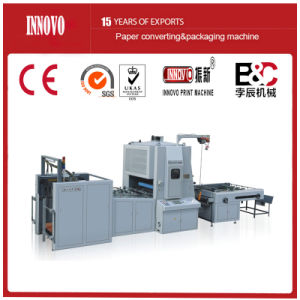 Vertical Semi-Automatic Laminating Machine (WATER, OIL AND PRE-COATING FILM) pictures & photos