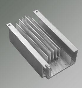 Integrated Machine Die Casting Aluminum Bottom Cover pictures & photos
