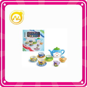 Newest Funny Children Porcelain Tea Set Toys Ceramic Toys pictures & photos