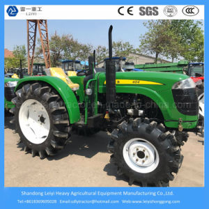 4WD 40HP Diesel Engine Farm Mini Tractor Price for Sale pictures & photos