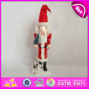 2015 Best Seller Promotion Multi-Usage Kids Gift Toy, Promotion Gift Wooden Toy Nutcracker Toy for Christmas Decoration W02A071 pictures & photos