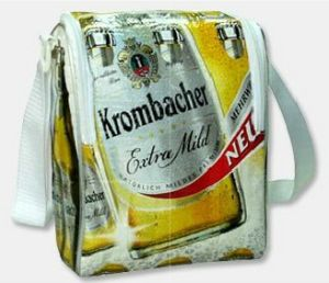 Beer Thermal Insulated Cooler Ice Bag Wine Ice Insulated Cooler pictures & photos