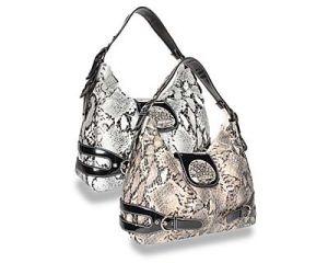 Fashion PU Leather Women Handbag (W122) pictures & photos