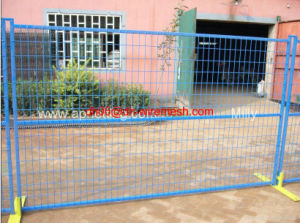 Canada Temporary Fence with Powder Coated pictures & photos