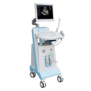Carts Design Color Doppler Ultrasonic Diagnostic Instrument pictures & photos