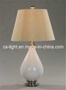 Ctd278 Decorative Porcelain Lamp/Ceramic Table Light with UL Certificate