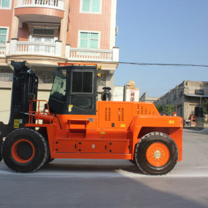 Brand New Diesel Forklift 20 Ton pictures & photos