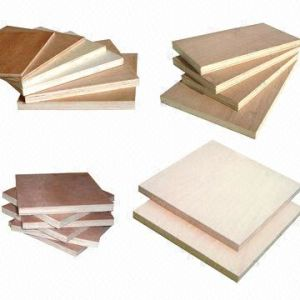 Plywood Rack HPL Board Furniture Accessories pictures & photos