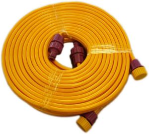 Three Channel Micro-Perforated Sprinkler Hose
