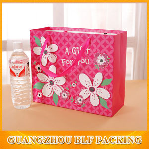 Custom Cheap Printing Packaging Small Paper Gift Bags with Handles pictures & photos