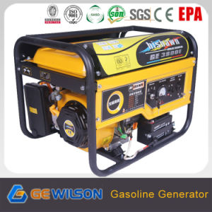Portable and Silent 3kw Gasoline Generators pictures & photos