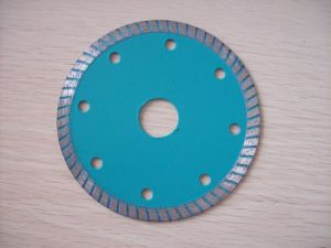 105 Size Diamond Saw Blade -Heat Pressing pictures & photos