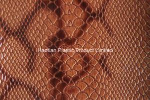 PVC Leather Ht231 pictures & photos