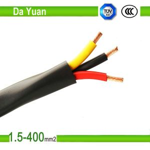 3core Yjv 3*2.5mm2 Cu/XLPE/PVC Copper Electric Wire pictures & photos