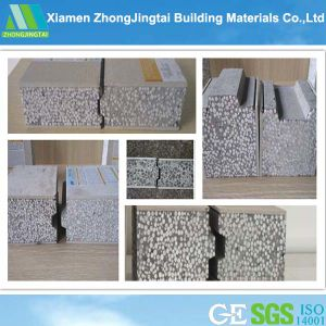 Structural Insulated Sandwich Wall Panel for Prefabricated House pictures & photos