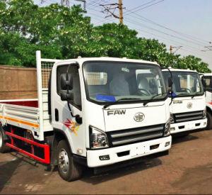 FAW Sinotruk 2.5 Ton Light Van Cargo Truck Mini Truck pictures & photos