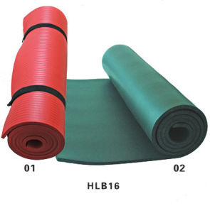 Hotsell NBR Fitness High Density NBR Exercise Yoga Pilates Mat pictures & photos