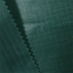 210t Polyester Taffeta Ripstop Fabric with PU Coating pictures & photos