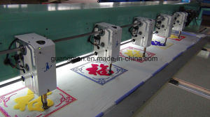 Hye-C612/400*800*1200 Pure Chenille Embroidery Machine pictures & photos