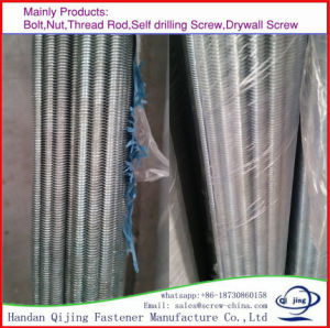 Galvanized Thread Rod M12X3mts pictures & photos