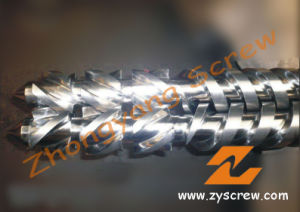 Extruder Parallel Double Screw and Cylinder pictures & photos