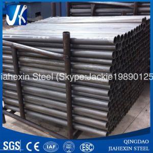 Mild Carbon ERW Round Steel Tube & Pipe pictures & photos