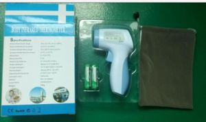 Ht-880 Non Contact Infrared Thermometer pictures & photos