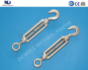 Galv. DIN1480 Drop Forged Turnbuckle pictures & photos