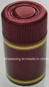 Wine Bottle Closure / Bottle Cover / Plastic Cap (SS4101-5) pictures & photos