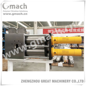 Dual Rods Continuous Screen Changer for Plastic Granules Making Machine pictures & photos