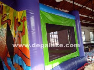 Inflatable Scooby Dog Bounce House for Amusement pictures & photos