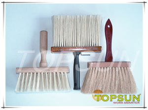 Wooden Head Masonry Brush
