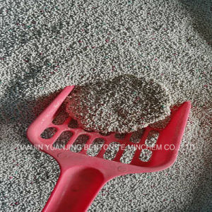 China Oder Control Colorful Clumping Cat Litter pictures & photos