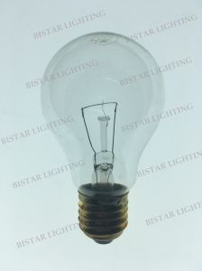 40W60W75W100W Rough Service Filament Incandescent Bulb Lamp pictures & photos