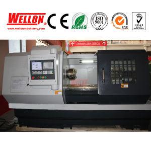 Flat Bed CNC Lathe Ck6150 Ck6160 CNC Lathe Machine pictures & photos