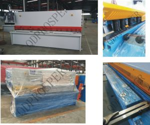 TUV Quality Hydraulic Metal Cutting Machine (QC12Y) pictures & photos