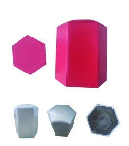 6 Side Plastic Urn