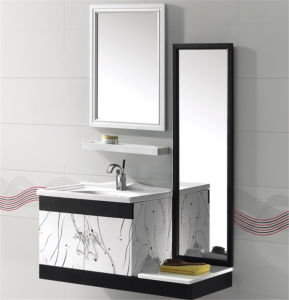 Aluminum Bathroom Cabinet/ Space Magnesium Aluminum Shower Cabinet (T-9788) pictures & photos