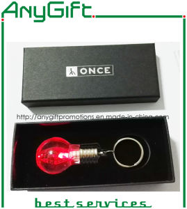 Flashlight Bulb Keyring with Box pictures & photos