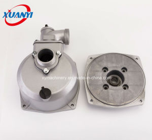 3 Inch Portable Power Quality Gasoline Water Pump Body Parts pictures & photos