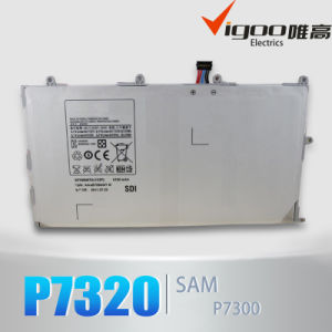OEM Original Capacity P7320 Battery for Samsung Tab pictures & photos
