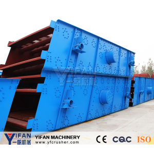 Chinese Leading Technology Ore Circular Vibrating Screens pictures & photos