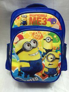 Polyester Kindergarten Cartoons Children School Bag pictures & photos