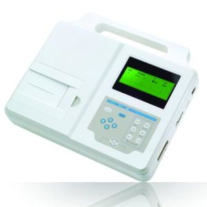 Medical Equipment Single Channel ECG (SW-ECG100) pictures & photos